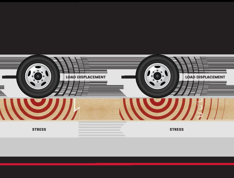 diagramme sur la distribution du poids