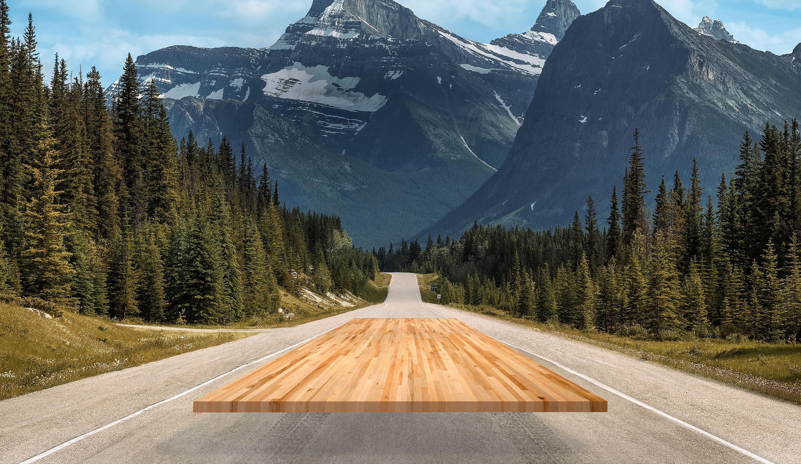 image slider - Ouest Canadien